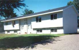 Housing Authority of the City of Menomonie Duplex